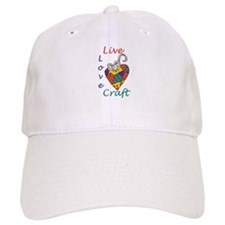 Mouse Love Craft Baseball Cap