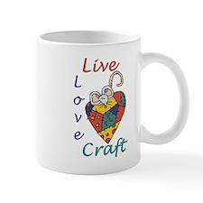 Mouse Love Craft Mug