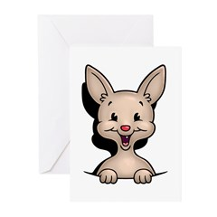 Pouchy Greeting Cards (Pk of 10)