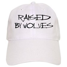 Raised By Wolves Baseball Cap