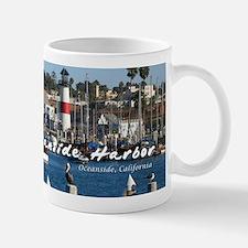 Oceanside Harbor Mug