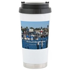 Oceanside Harbor Travel Coffee Mug