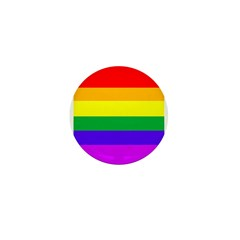 Rainbow Mini Button (100 pack)