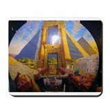 Egypt horus Mouse Pads