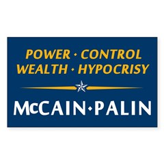 Republican Principles Rectangle Decal