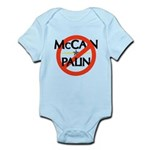 Anti-McCain/Palin Infant Bodysuit