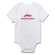 Alexis - Maid of Honor Infant Bodysuit