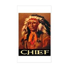 CHIEF Rectangle Decal