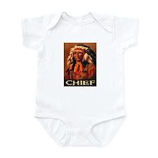 CHIEF Infant Bodysuit