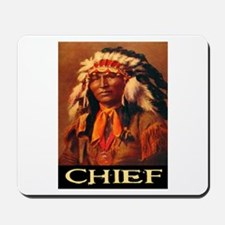 CHIEF Mousepad