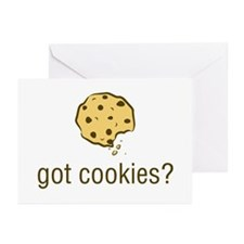 Got Cookies? Greeting Cards (Pk of 20)