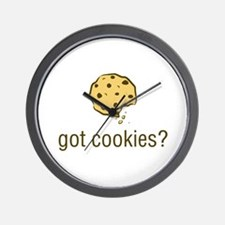 Got Cookies? Wall Clock