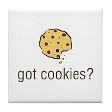 Got Cookies? Tile Coaster