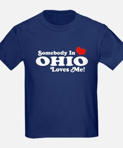 Somebody in Ohio Loves Me T