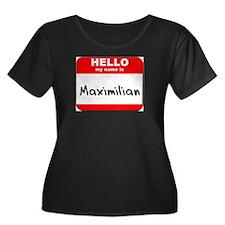 Hello my name is Maximilian T