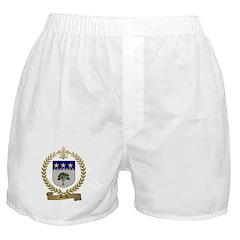 BREAU Family Crest Boxer Shorts