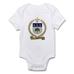 BREAU Family Crest Infant Creeper