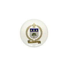 BREAU Family Crest Mini Button (100 pack)