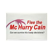 McHurryCain Magnet