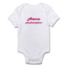 Arianna - Maid of Honor Infant Bodysuit