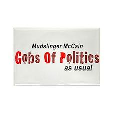 Mudslinger McCain Magnet