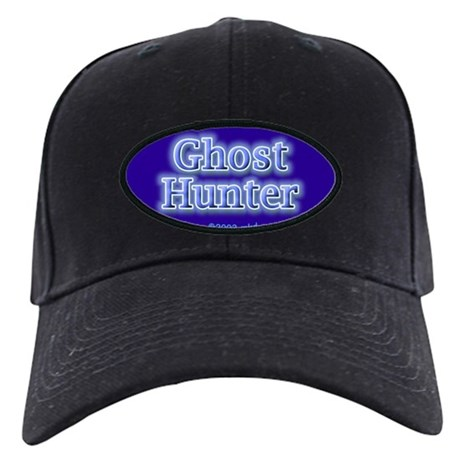 Ghost Hunter 'Blue Glow' Black Cap