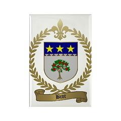 BROT Family Crest Rectangle Magnet (10 pack)