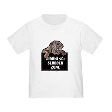 neopolitan mastiff slobber T
