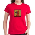 Hooded Crow Women's Dark T-Shirt
