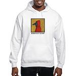 Hooded Crow Hooded Sweatshirt