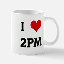 I Love 2PM Mug