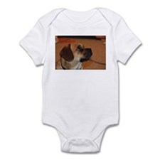 Dog-puggle Infant Bodysuit