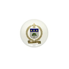 BRAULT Family Crest Mini Button (100 pack)