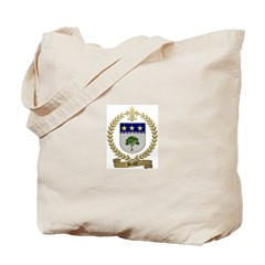 BRAULT Family Crest Tote Bag