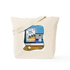 Tuna Tarts Tote Bag