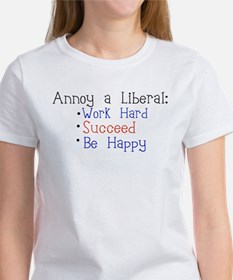Annoy a Liberal Tee