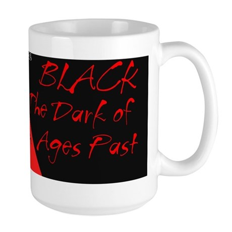 Red and Black Mug