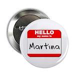 Hello my name is Martina 2.25