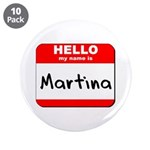 Hello my name is Martina 3.5
