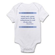 Burke Infant Bodysuit