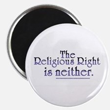 Religious Right is Neither Magnet