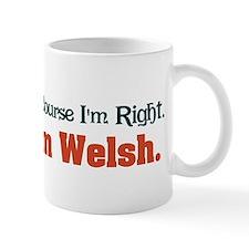 I'm Welsh Mug