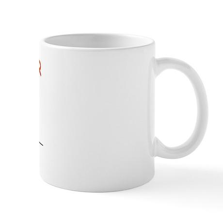 I'M HERE FOR THE BOOS Mug