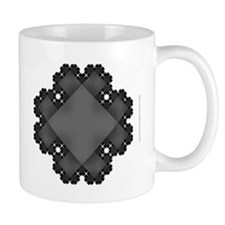 'Fractal Squares' Mug