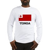 Men tonga Long Sleeve T-shirts