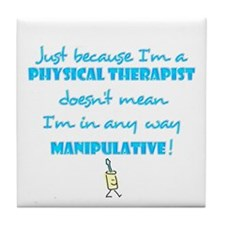 Manipulative PT Tile Coaster