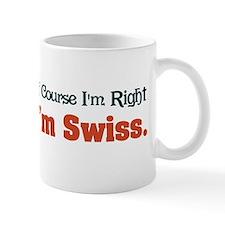 I'm Swiss Mug