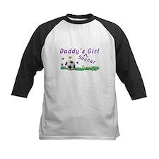 Daddy's Soccer Girl Tee
