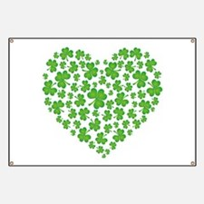 Cute St patricks day Banner