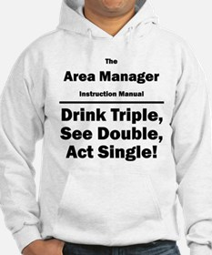 Area Manager Hoodie